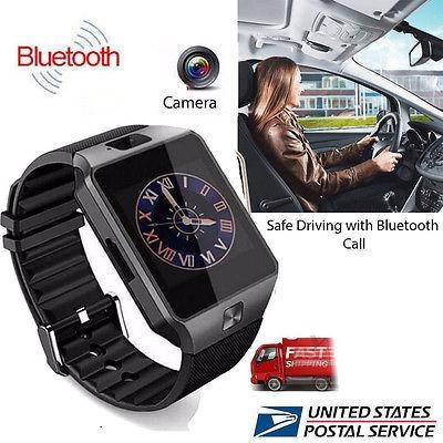64c363825 Smart Bluetooth Reloj Táctil Con Cámara Android Samsung Lg ...