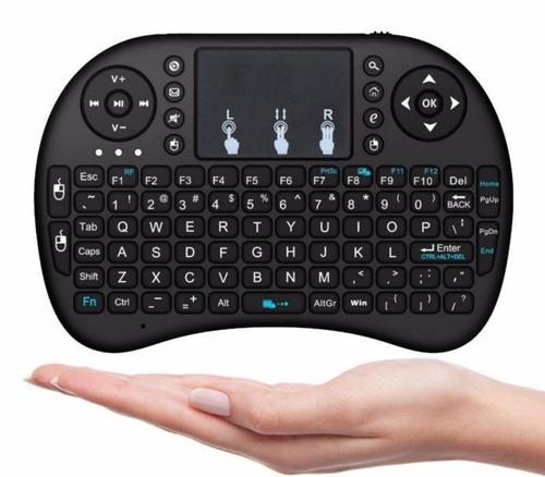 smart box 4k 2gb ram 16gb 2018 + teclado netflix kodi