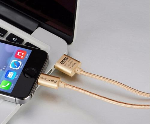 smart cable lightning usb - iphone ipad ipod mfi