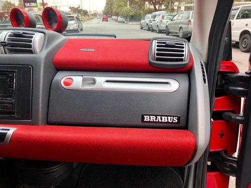 smart cabrio conversivel novo 2009 u.dono impecavelo
