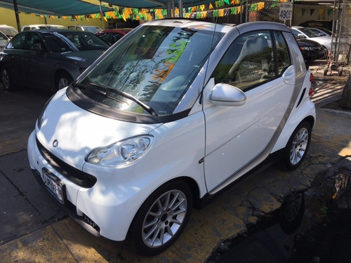 smart cabrio  convertible  automatico