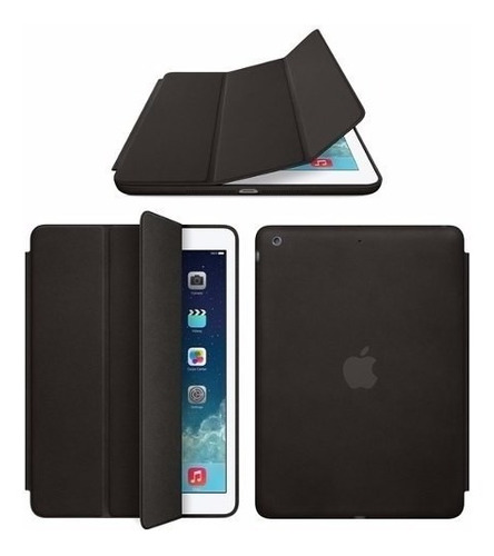 smart case cover para ipad air 2 a1566 1567 excelente qualid