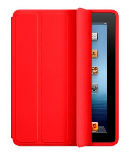 smart case ipad 2 vermelha