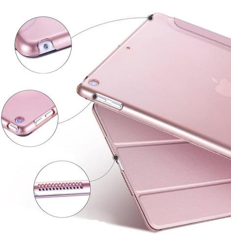 smart case ipad 9.7 a1893 a1822+ carcasa+ mica+ lápiz+envio