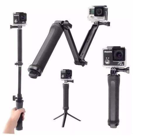 smart control + baston selfie 3way tripie gopro envio gratis