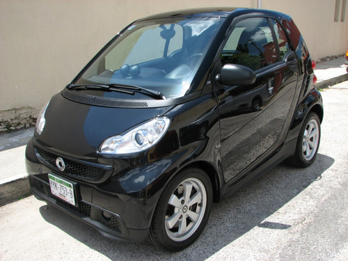 smart coupé passion nave 2015, llantas nuevas, impecable!!