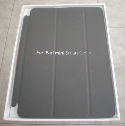 smart cover apple ipad mini en poliuretano mas back cover