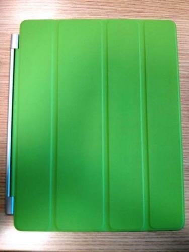 smart cover ipad 2,3,4. verde