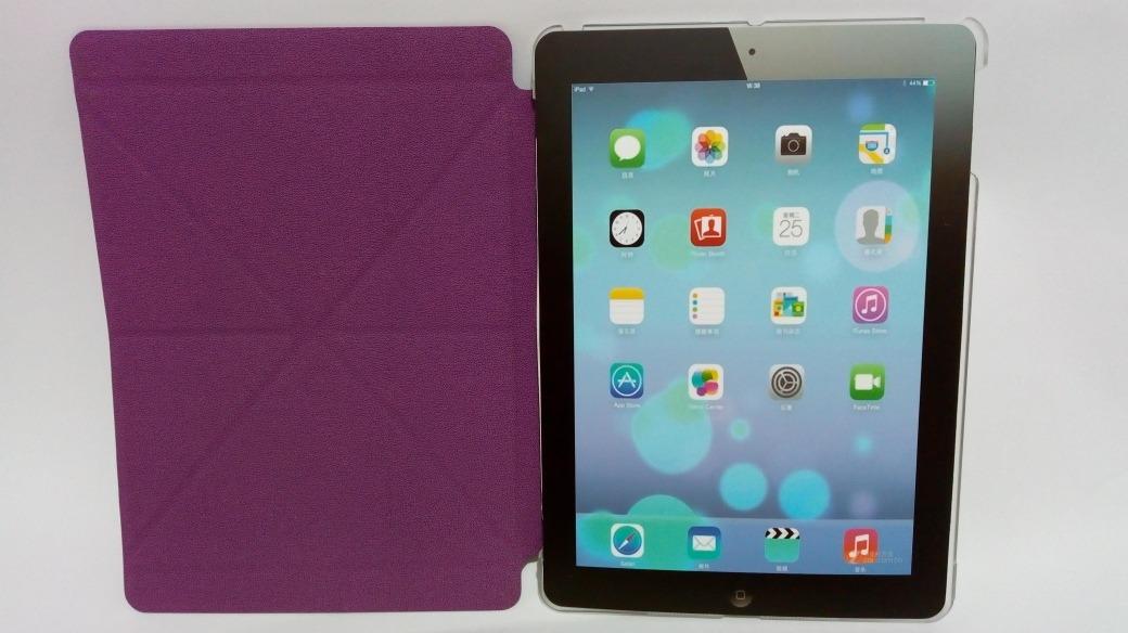huge discount e8479 88e50 Smart Cover Moshi, iPad Air 1. Color Morado