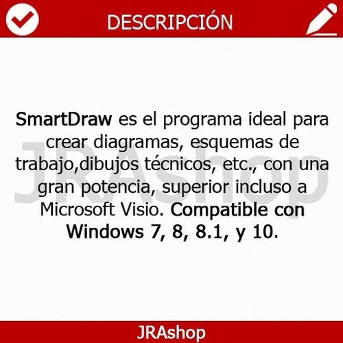 smart .draw 2013 - crea diagramas de flujos y mas