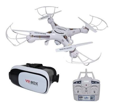 smart drone 6 axis gyro system quadcopter hd lentes pilar