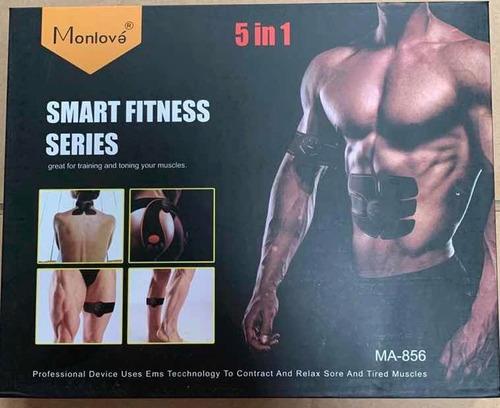 smart fitness series 5 en 1 electro estimulacion corporal