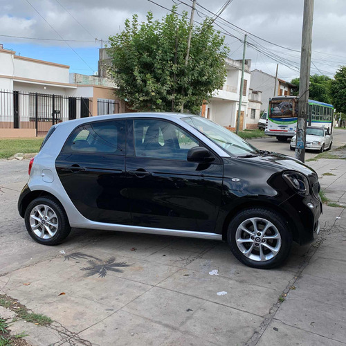 smart forfour 1.0 city madero motors 2016
