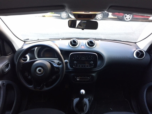 smart forfour 1.0 city manual