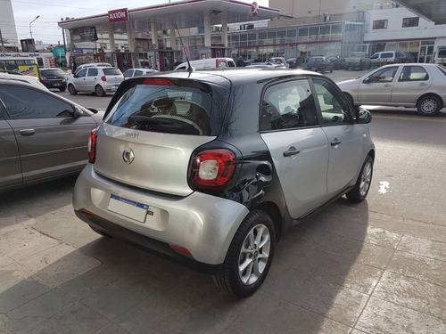 smart forfour 1.0 city  manual automania