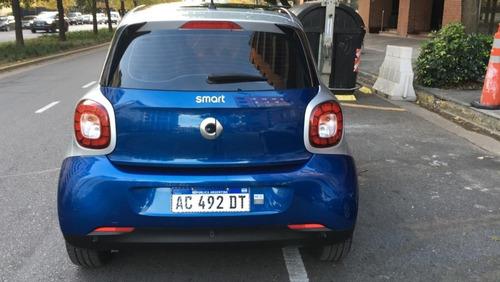 smart forfour 1.0 passion