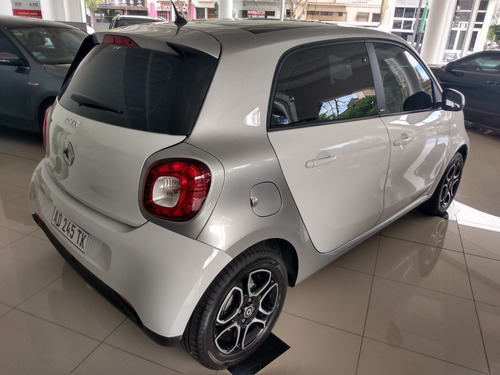 smart forfour 1.0 passion automático 2018