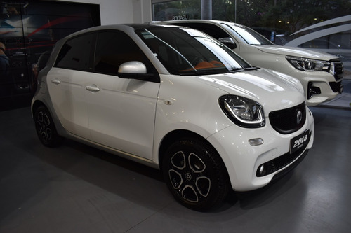 smart forfour 1.0 passion - car cash