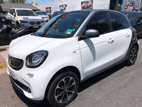 smart forfour 1.0 play 2017