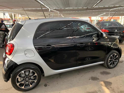 smart forfour 2016 1.0 passion