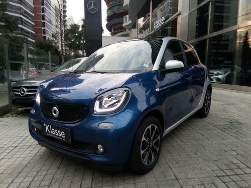 smart forfour 2017 1.0 play