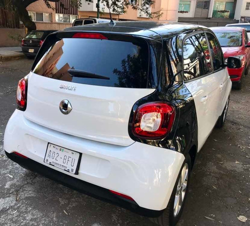 smart forfour 8.9l passion turbo . at 2018
