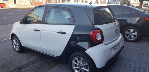smart forfour city 2016 autos exclusivos