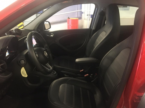 smart forfour play 2017