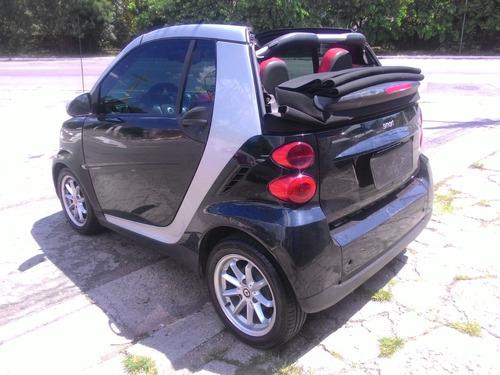 smart fortwo 1.0 2p conversível 2009
