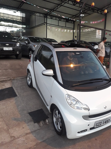 smart fortwo 1.0 brabus cabrio 3 cilindros 12v turbo