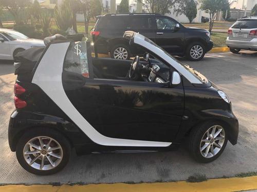 smart fortwo 1.0 cabrio passion t at 2014