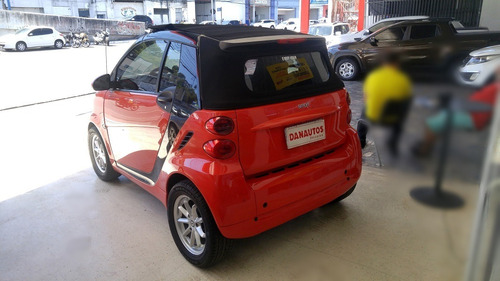 smart fortwo 1.0 cabrio turbo automático gasolina 2009