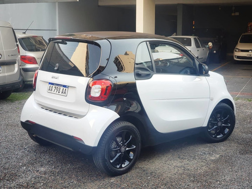 smart fortwo 1.0 city