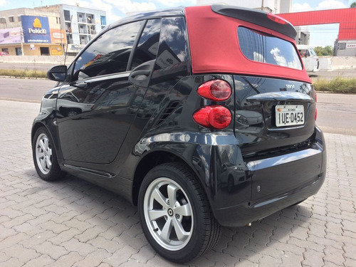 smart fortwo 1.0 coupe 3 cilindros turbo gasolina 2p