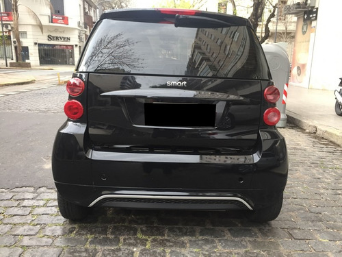 smart fortwo 1.0 coupe passion 2015