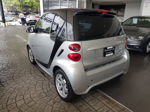 smart fortwo 1.0 coupe passion mt 2014