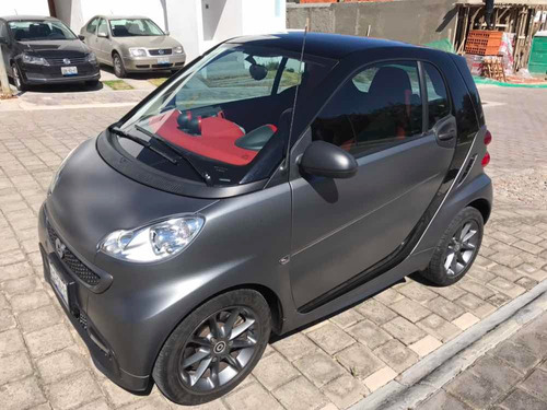 smart fortwo 1.0 coupe passion t at 2014