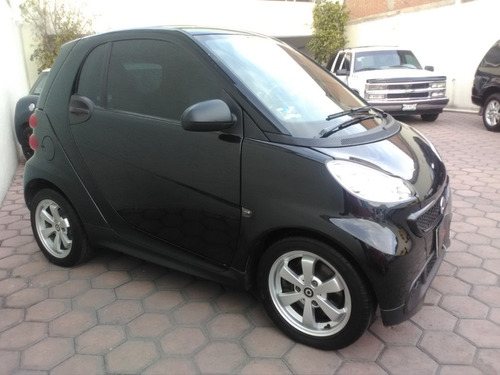 smart fortwo 1.0 coupe passion t at