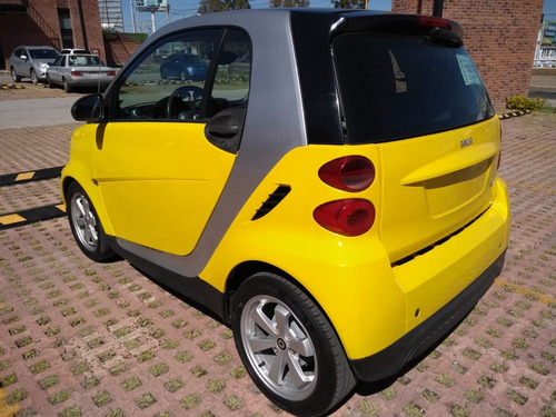 smart fortwo 1.0 coupe passion t at plazo hasta 48 meses