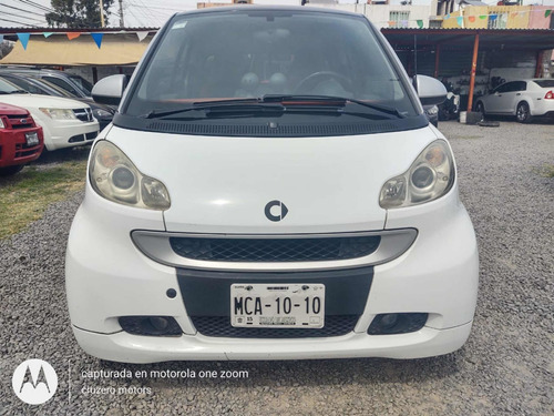 smart fortwo 1.0 coupe pulse 72 hp aa mt 2008
