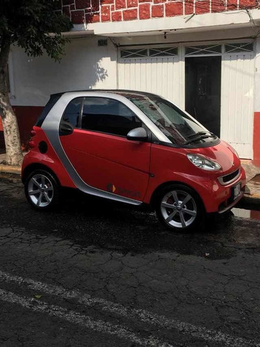 smart fortwo 1.0 coupe pulse 72 hp aa mt 2010