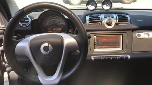 smart fortwo 1.0 coupe turbo gasolina 2p automatico