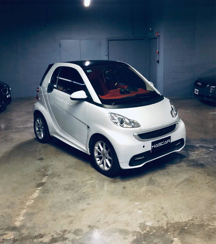 smart fortwo 1.0 passion 84cv 2013