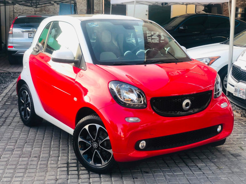smart fortwo 1.0 passion automatico 2017 1 dueño
