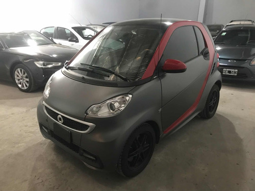 smart fortwo 1.0 passion grey mett 2015