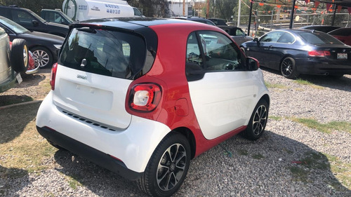 smart fortwo 1.0 passion mt 2017