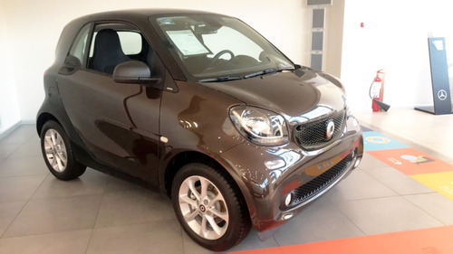 smart fortwo 1.0 passion mt