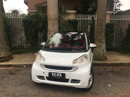 smart fortwo 1.0 passion turbo 12v gasolina 2p automático