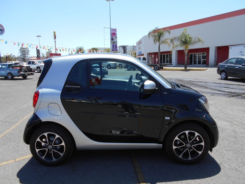 smart fortwo 1.0 passion turbo at