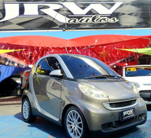 smart fortwo 1.0 turbo